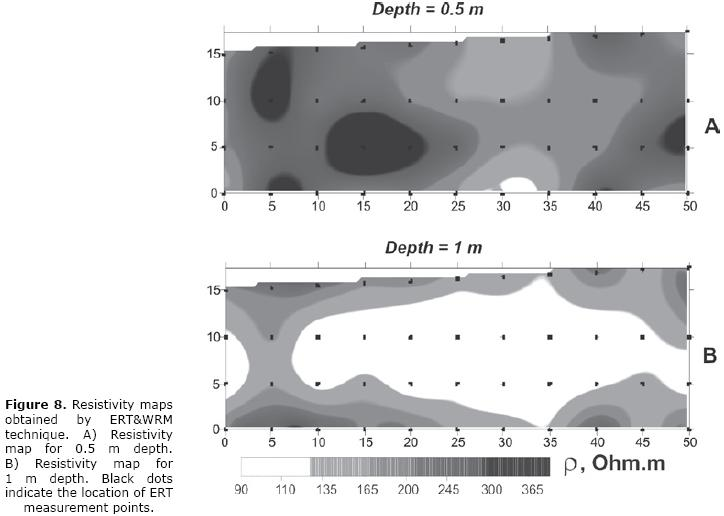 Estimation Of Soil Petrophysical Parameters Based On Electrical - Soil resistivity map us
